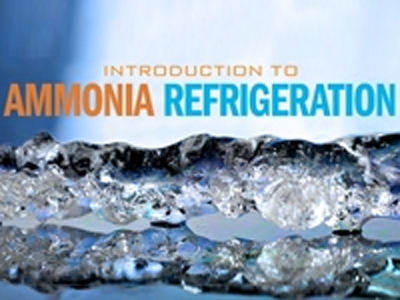 Introduction to Ammonia Refrigeration